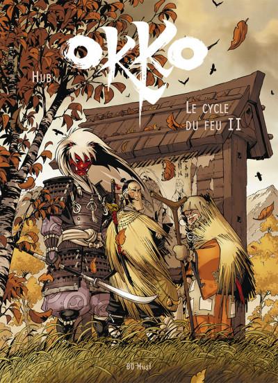 Couverture Tirage de tête Okko tome 8 - le cycle de feu tome 2