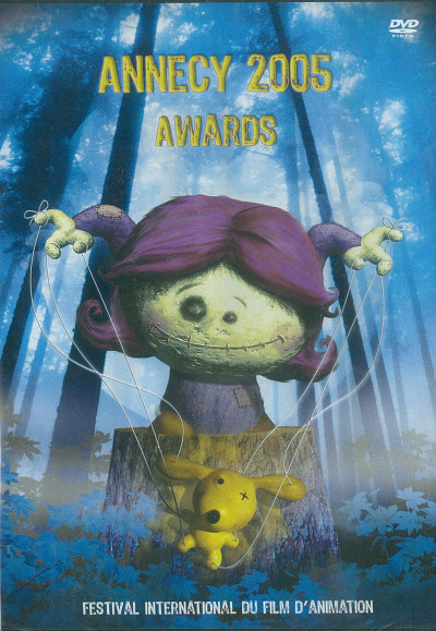Couverture DVD Annecy Awards 2005