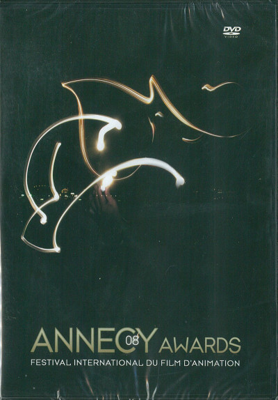 Couverture DVD Annecy Awards 2008