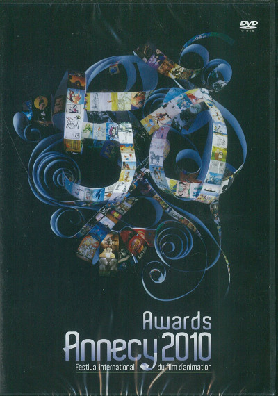 Couverture DVD Annecy Awards 2010