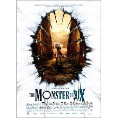 Couverture DVD The Monster Of Nix
