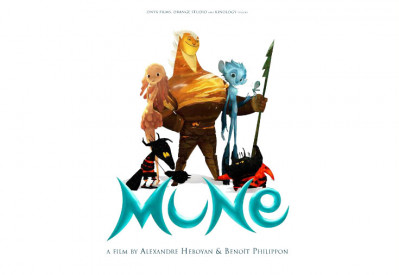 Couverture Art of Mune