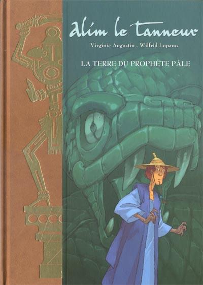 Couverture Tirage de tête alim le tanneur tome 3 - la terre du prophète pâle