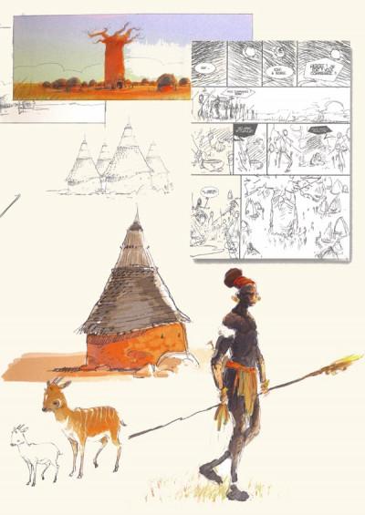 Page 1 Tirage de tête alim le tanneur tome 3 - la terre du prophète pâle