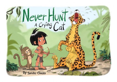 Couverture Never hunt a crying cat