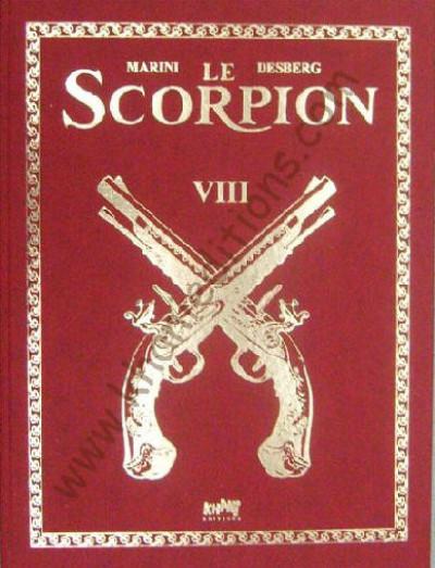 Page 9 Tirage de tête le scorpion tome 8 - l'ombre de l'ange