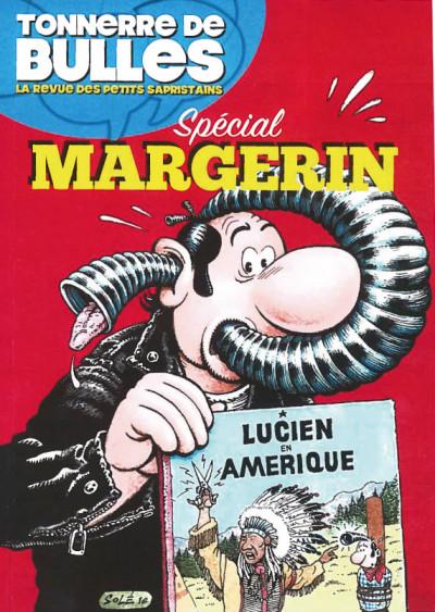 Dos Tonnerre de bulles - Spécial Margerin + ex-libris signés offerts
