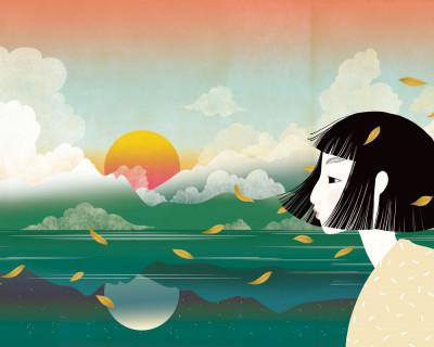 Couverture Affiche signée Festival Animation Annecy