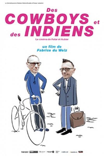 Couverture DVD Des cowboys et des indiens