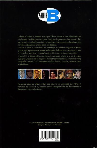 Couverture Opération : Série B ! - Opération : Série B ! (éd. 2008)