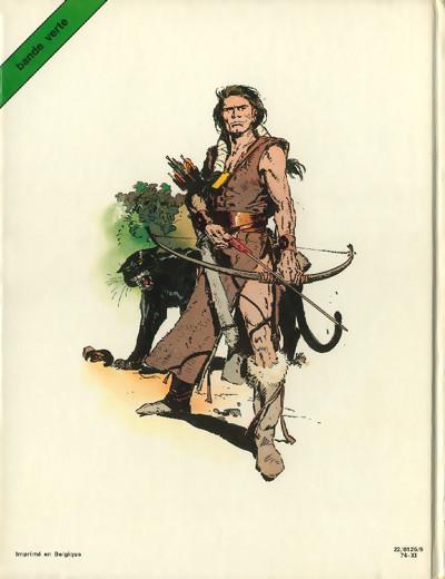 Couverture Mathai-Dor tome 2 - La capture du feu (éd. 1974)
