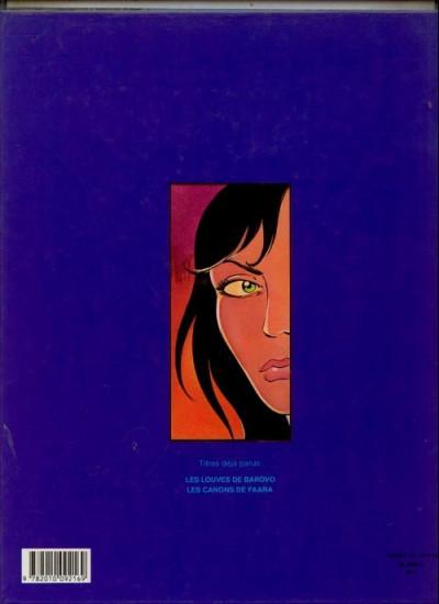 Couverture Isabelle Fantouri (Les missions d') tome 2 - Les canons de Faana (éd. 1983)