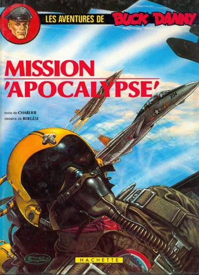 Couverture mission apocalypse