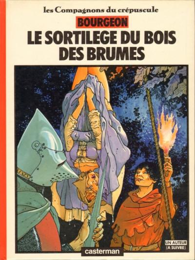 Couverture Les Compagnons du crépuscule tome 1 (éd. 1984)