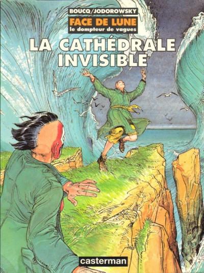 Couverture Face de lune tome 1 - La cathédrale invisible (éd. 1992)