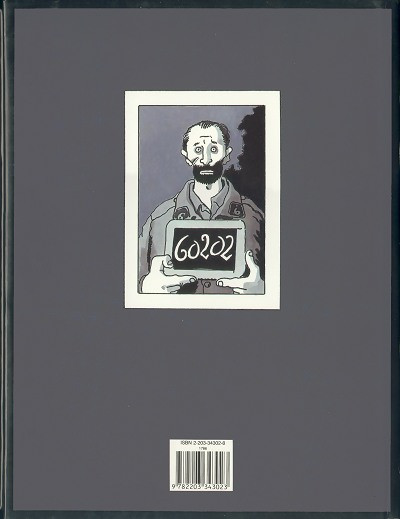 Couverture Nestor Burma tome 2 - 120, rue de la gare (éd. 1988)