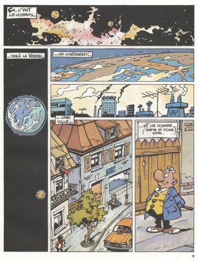 Couverture Ahlalàààs (Les) - L'impossible ascension (éd. 1977)