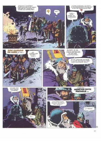 Couverture Ramiro tome 5 - Les gardiens du Bierzo : Mission pour Compostelle 3 (éd. 1980)