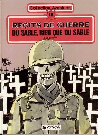 Couverture recits de guerre