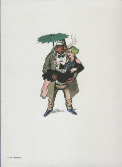 Couverture Bornéo Jo tome 2 - La pierre de passe (éd. 1984)