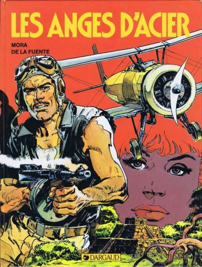 Couverture Anges d'acier (Les) tome 1 - Les anges d'acier (éd. 1984)