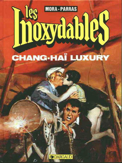 Couverture chang-hai luxury