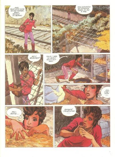 Couverture Voyageuse de petite ceinture (La) - La voyageuse de petite ceinture (éd. 1985)
