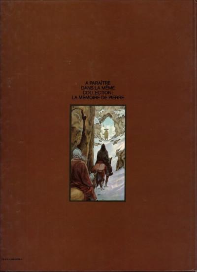 Couverture Moine fou (Le) tome 1 - Le moine fou (éd. 1984)