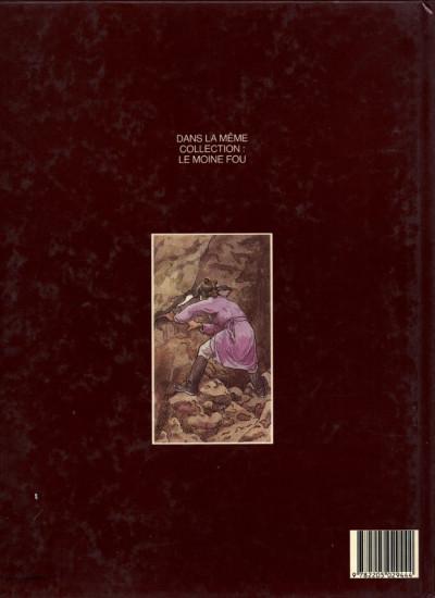 Couverture Le moine fou tome 2 - La mémoire de pierre