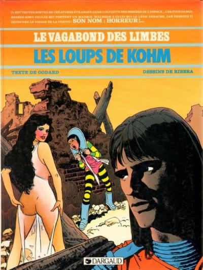 Couverture Le vagabond des Limbes tome 12 - Les loups de Kohm