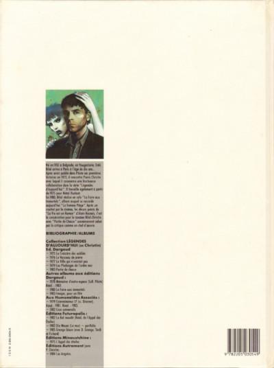 Couverture Nikopol tome 2 - La Femme Piège