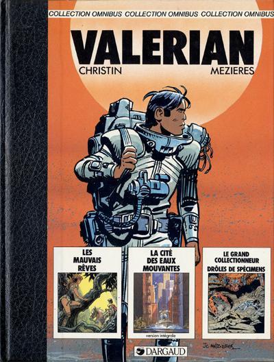 Couverture Valérian - Tomes 0/1 (éd. 1986)
