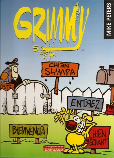 Couverture Grimmy tome 5 - Tome 5 (éd. 2003)