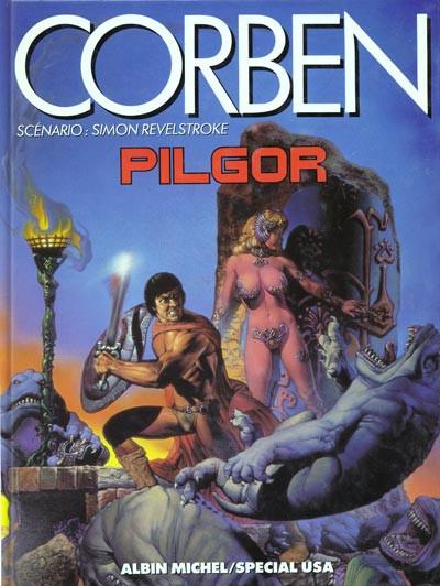 Couverture Pilgor - Pilgor (éd. 1986)