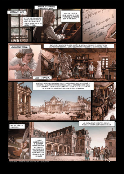 Page 1 Cross fire tome 6