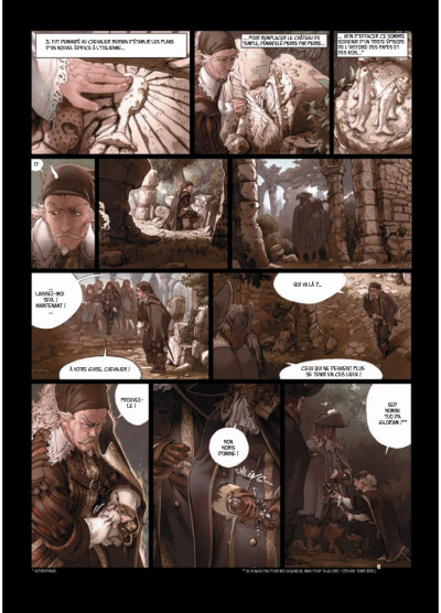 Page 3 Cross fire tome 6