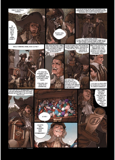 Page 4 Cross fire tome 6