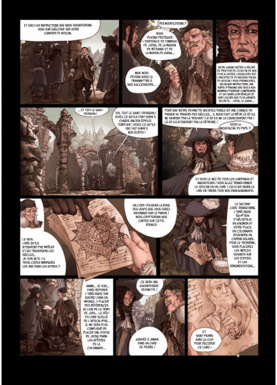 Page 5 Cross fire tome 6