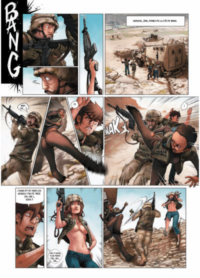 Page 6 Cross fire tome 6