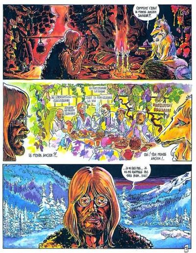 Couverture Indien Français (L') tome 1 - L'indien Français (éd. 1978)