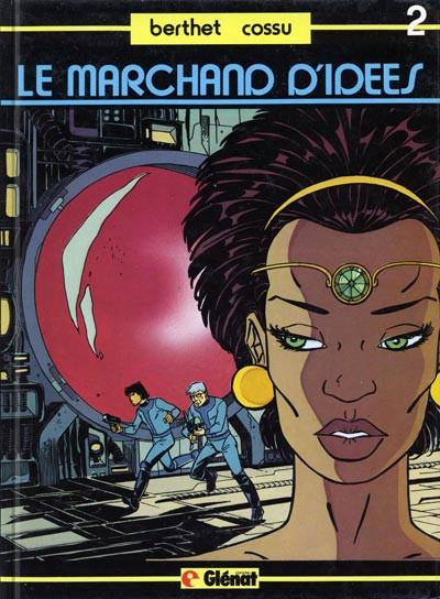 Couverture Marchand d'idées (Le) tome 2 - Caron des glaces (éd. 1984)
