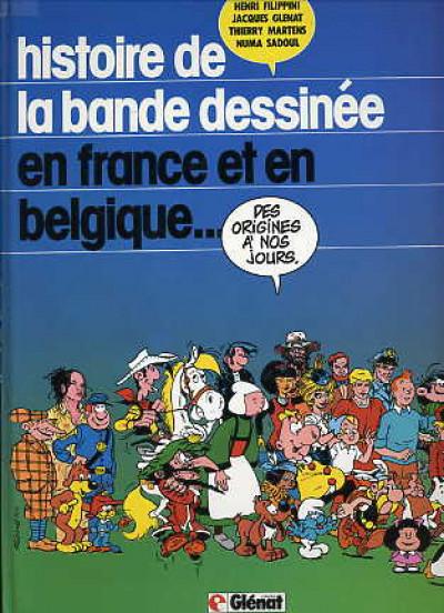 bande dessinee belge liste