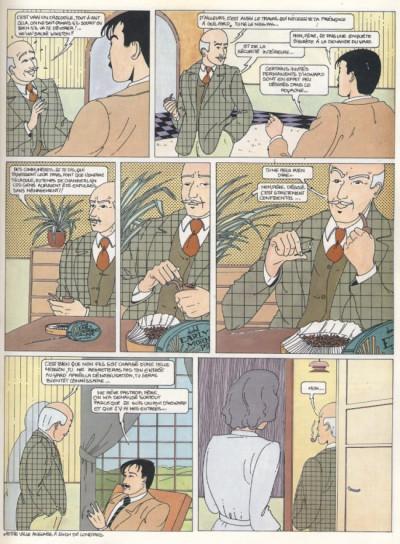 Couverture Stone tome 1 - Qui a peur du grand méchant loup ? (éd. 1984)