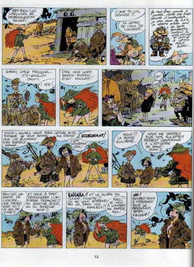 Couverture Patrouille des Libellules (La) tome 2 - Défaite éclair (éd. 1987)