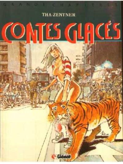 Couverture Contes glacés - Contes glacés (éd. 1987)