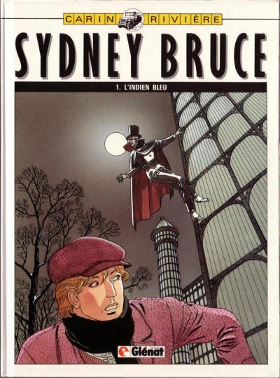 Couverture Sydney Bruce tome 1 - L'indien bleu