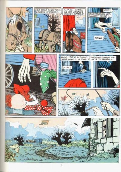 Couverture Les chevaliers de la cloche tome 2 - Le clown à la hache