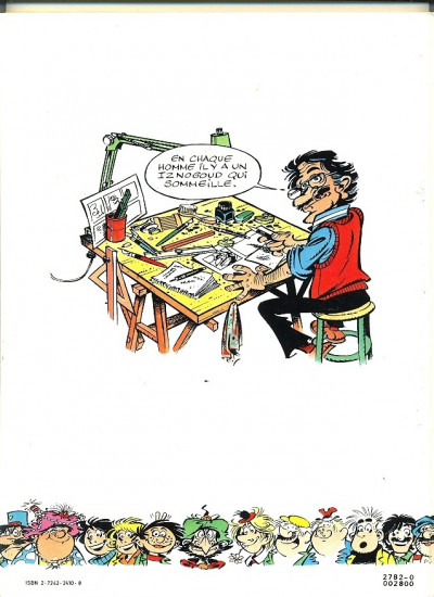 Couverture Iznogoud tome 16 - Iznogoud et les femmes (éd. 1985)