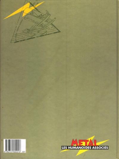 Couverture Ivan Casablanca tome 1 - L'évasion d'Ivan Casablanca