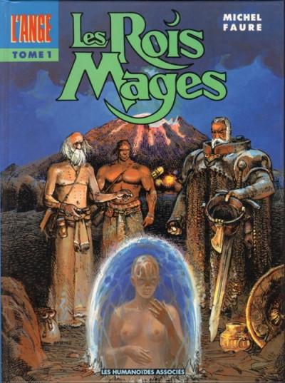 Couverture L'ange tome 1 - Les rois mages